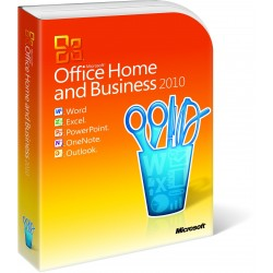 Microsoft Office 2010 Home and Business 2010 - PKC (Download)