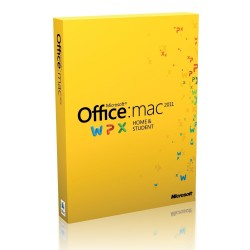 Microsoft Office 2011 Home and Student Mac