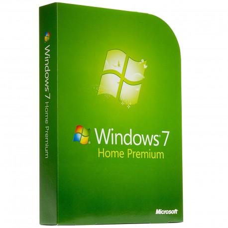Microsoft Windows 7 Home Premium SP1 32/64-bit (Download)