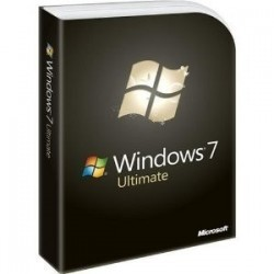 Microsoft Windows 7 Ultimate SP1 Full Version OEM 32-bit (Download)