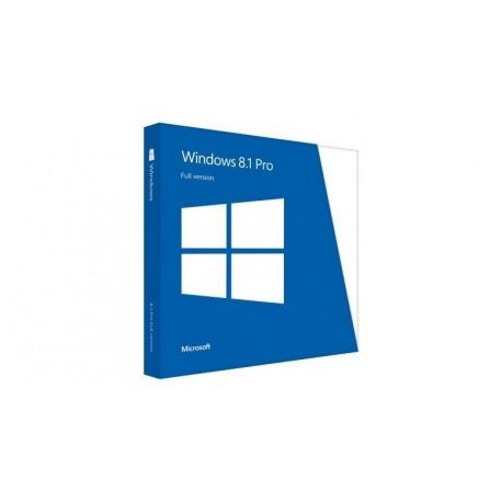 Microsoft Windows 8.1 Pro 32bit/64Bit (Download)