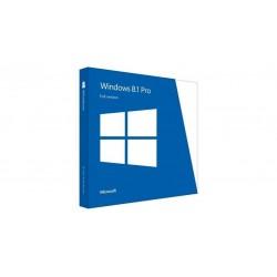 Microsoft Windows 8.1 Pro 64/32Bit Disc