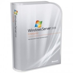 Microsoft Windows Server 2008 Enterprise R2 with 10 CALs OEM (Branded)