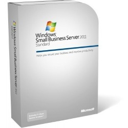 Small Business Server 2011 Standard with 5 CALs OEM