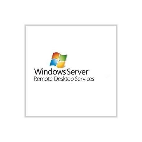 Microsoft Windows 2012 Remote Desktop Services 5 User CALS