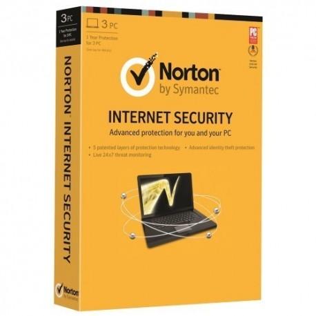 Norton Internet Security 2014 3PC- Download