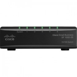 Cisco Unmanaged Desktop Switch - 5 Ports