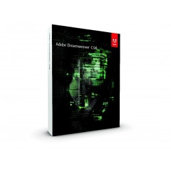 Adobe Dreamweaver CS6 Win DVD