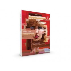 Adobe Flash Professional CS6 Mac DVD
