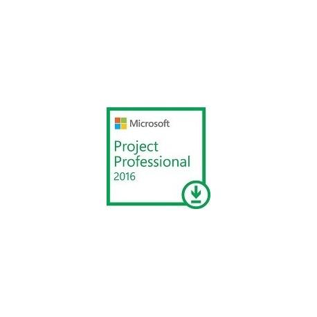 Microsoft Project 2016 Pro