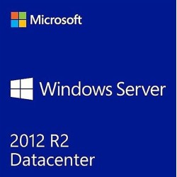Windows Server 2012 R2 Datacenter 64-Bit - License - 2 Processor License