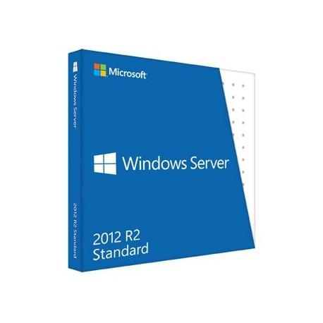 Microsoft Windows 2012 std server R2 2CPU  Download