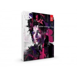 Adobe InDesign CS6 Win DVD