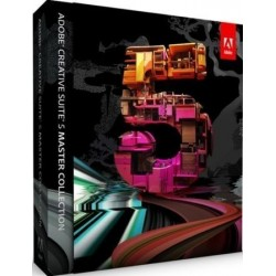 Adobe Master Collection CS5.5 - Mac dvd