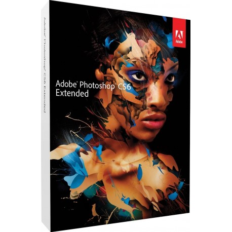 Adobe Photoshop CS6 Extended Mac - Download
