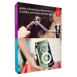 Adobe Photoshop Elements 12 & Premiere Elements 12 dvd