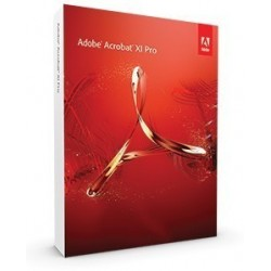 Adobe Acrobat XI Pro Win DVD