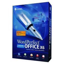 Corel WordPerfect Office X6 Standard